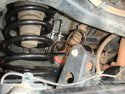 Toyota Walnut Creek >> Fittign Stainless Steel brake lines on a 4Runner - Toyota 120 Platforms Forum